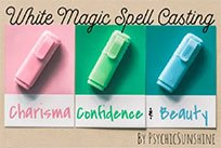 Spell For Charisma Confidence And Beauty Using White Magic