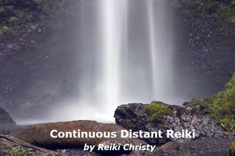 3 Days of Continuous Distant Reiki